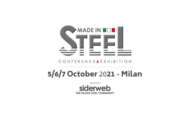 Logo Made in Steel